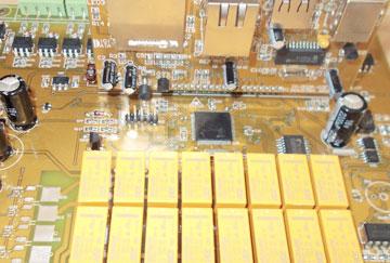 Sistema de control para balanza dosificadora Multicabezal con actuadores a motor paso-paso