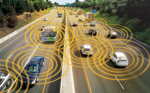 Intelligent transportation internet of things IOT