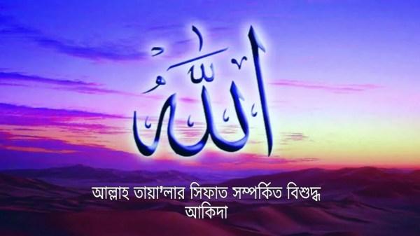 আল্লাহ তায়া'লা দেখতে কেমন