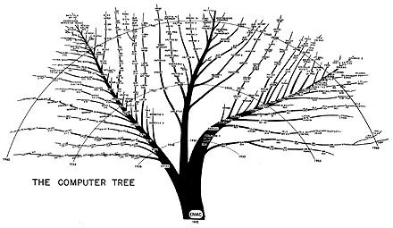 DigiBarn: Re-visiting and revising the famous Bushy Tree