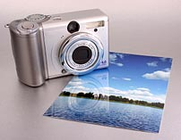 Digital camera & prints