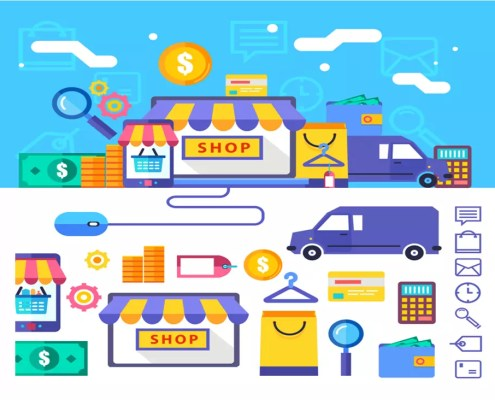ecommerce solutions Digideo