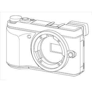 BREAKING: Ontwerp Panasonic GX7 te zien in patent