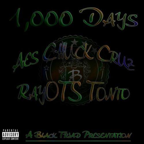 BlackTriads_1000_Days-front-medium