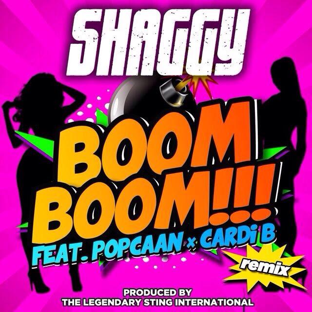 Shaggy - Boom Boom ft. Popcaan & Cardi B.