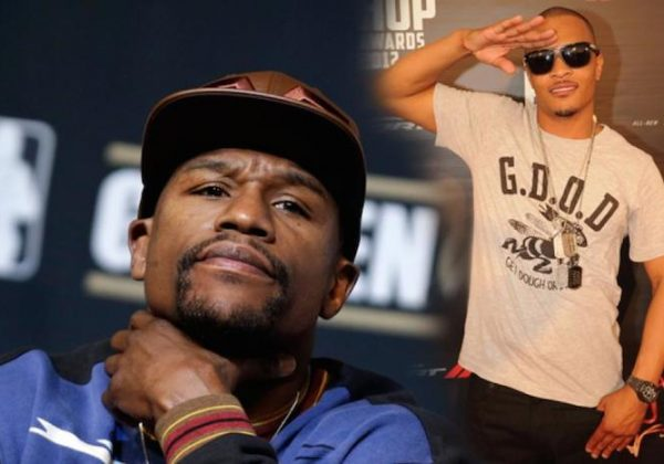 T.I. Challenges Floyd Mayweather Jr. To A Boxing Match On Showtime