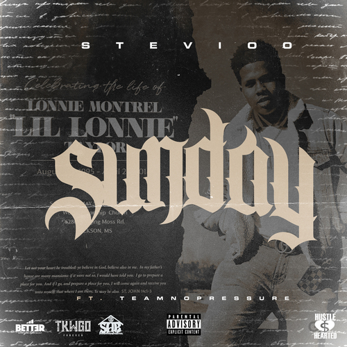 "Team No Pressure (@TeamNoPressure) - ""Sunday"" | Lil Lonnie Tribute"