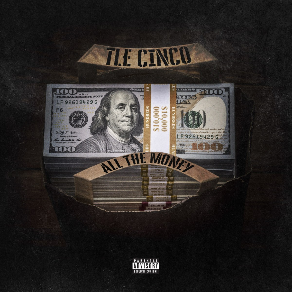 "TLE Cinco (@Johnycinc1k) - ""All the Money"""