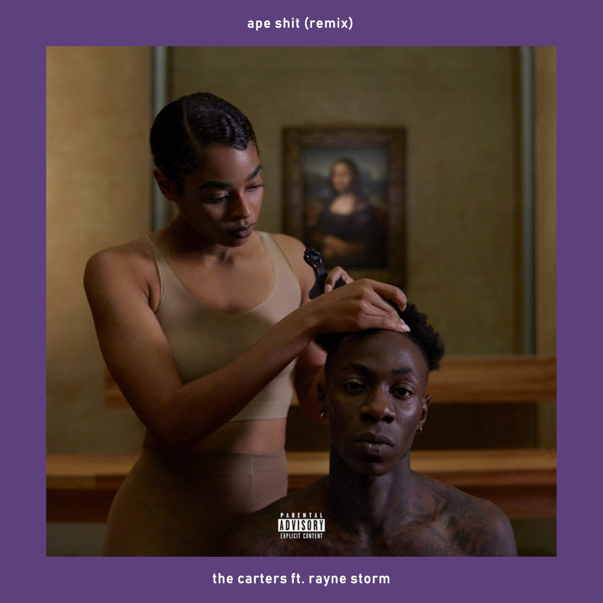 Apeshit (Remix) - The Carters ft. Rayne Storm