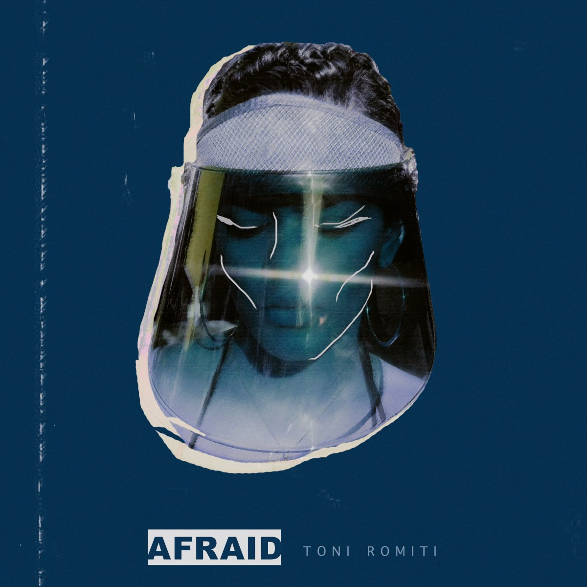 "Toni Romiti (@ToniRomiti) - ""Afraid"" (Lyric Video)"