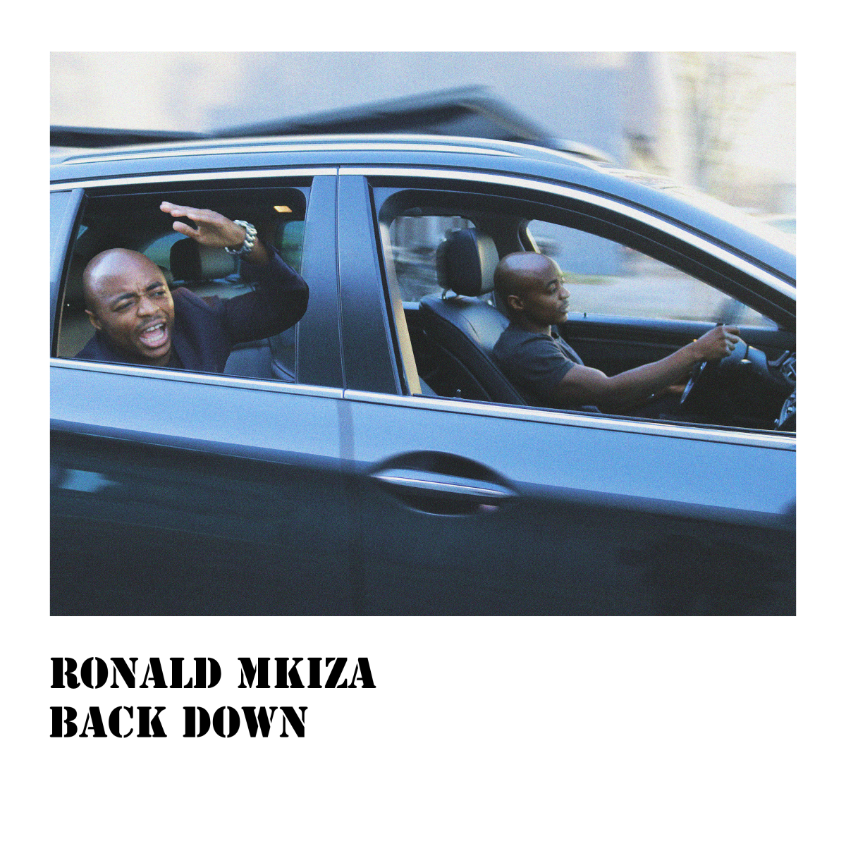 Ronald Mkiza - Back Down