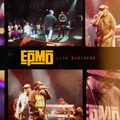 "EPMD (@iAmErickSermon @PMD_Mic_Doc) - ""Live Business"" (Album)"