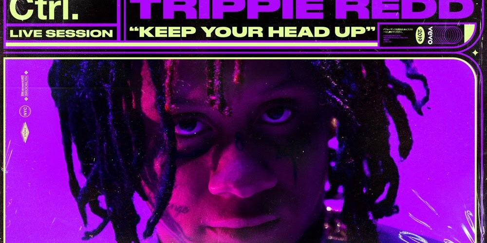 "Trippie Redd (@trippieredd) – ""Keep Your Head Up"" Live Session 