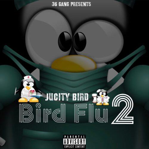 """JuCity Bird (@JuCityBird) – """"Bird Flu 2"""" (Mixtape)"""