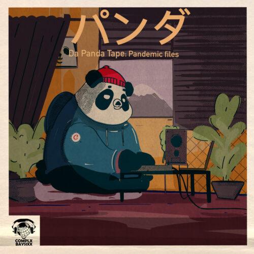 "Complx Baysixx – ""Da Panda Tape: Pandemic Files"" (Beat Tape)"