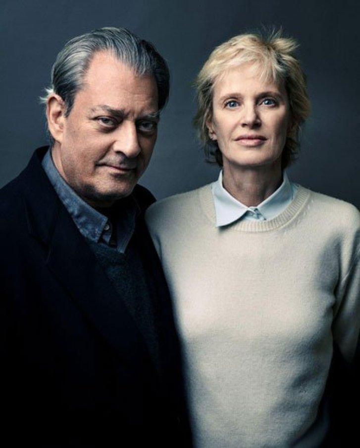 پل استر و همسرش