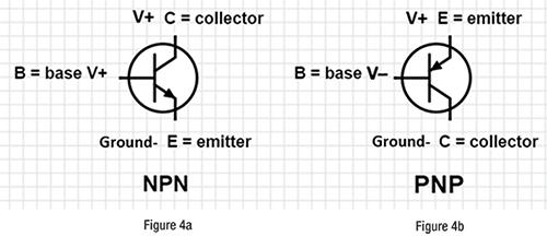 Identify Transistor Npn Or Pnp