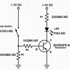 Garmin 4 Pin Transducer Wiring Diagram Dictator Engine Management 2n3904 Npn Basic Transistor Guide Digikey Image Of Scheme It Circuit Example