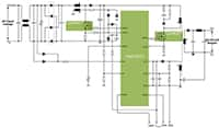 medium resolution of image of infineon s xdpl8221 lighting controller diagram