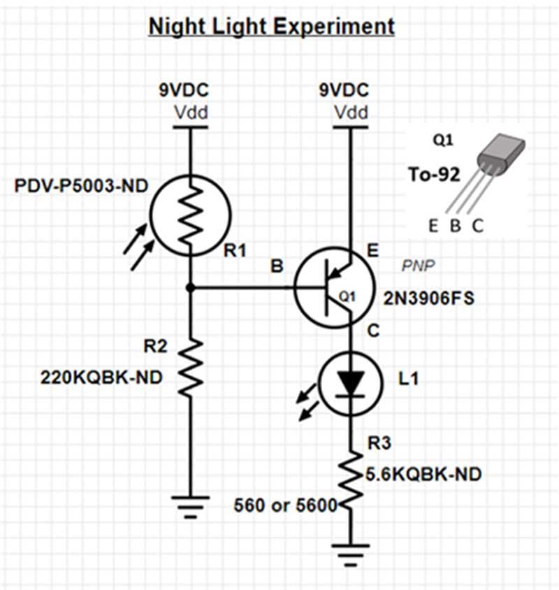 alphanet experiment 8 pnp darlington transistor