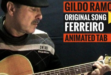 """FERREIRO""  – ORIGINAL SONG & LESSON BY GILDO RAMOS"
