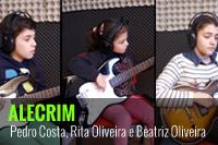 """""""ALECRIM"""" – Bia, Pedro & Rita"""