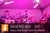 "VALHA NOS DEUS BLUES BAND – ""A32"""