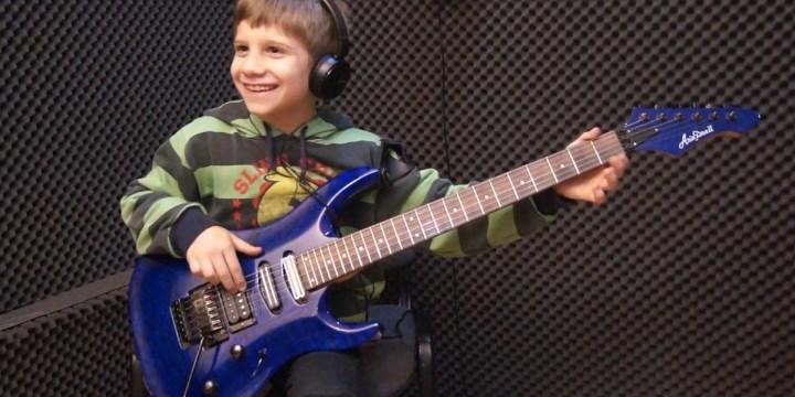 A PANTERA COR DE ROSA – Estudo de Guitarra por Francisco Relvas