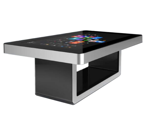 table basse tactile living multitouch