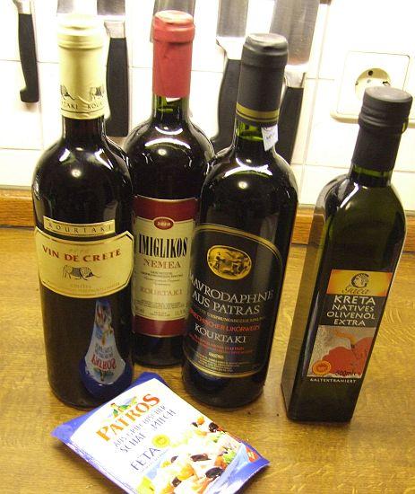 griechische Produkte