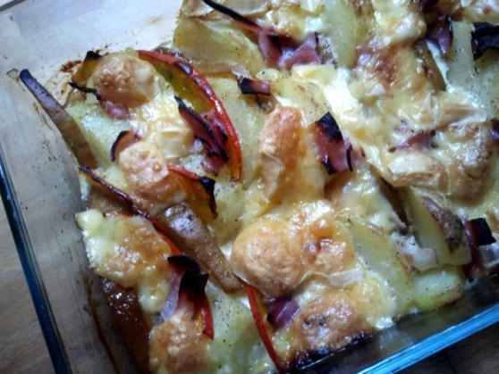 kürbis-birnen-kartoffel-auflauf