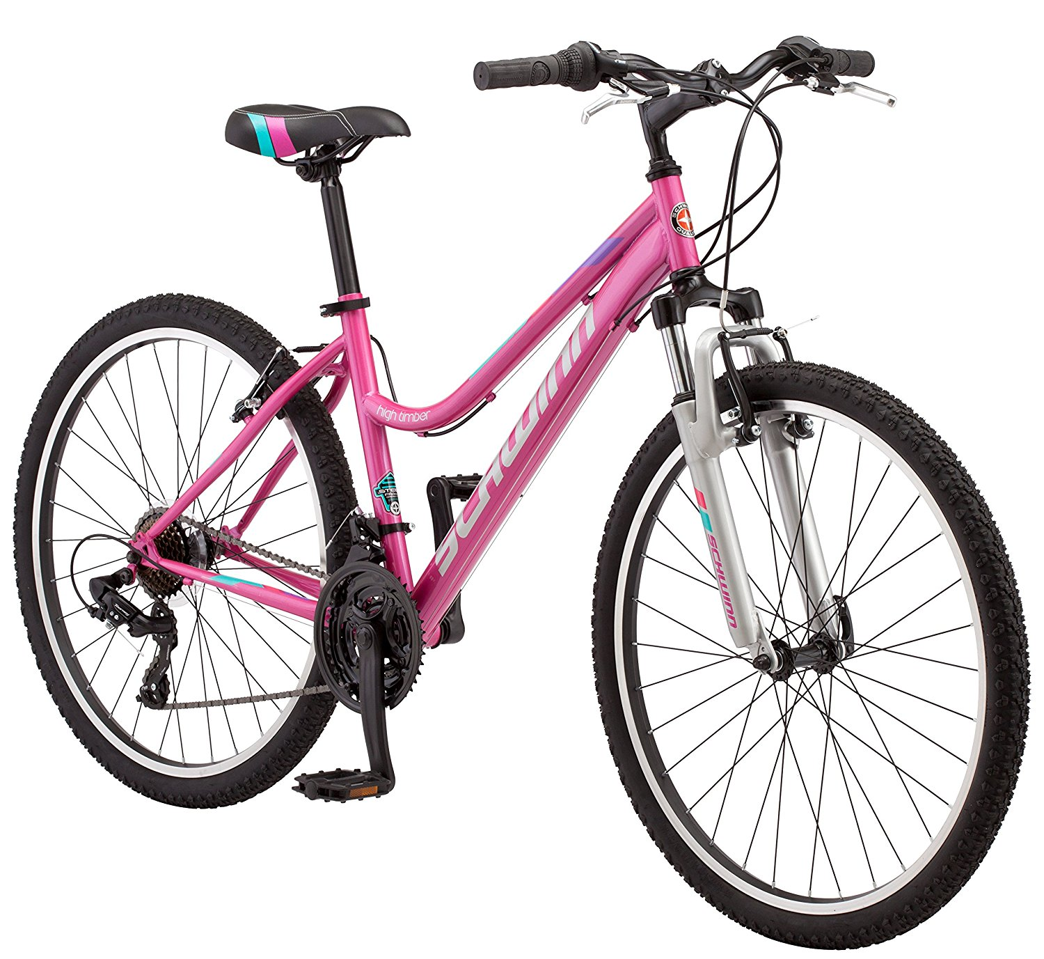 Schwinn Women S High Timber Mountain Bicycle