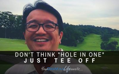 Why you must Tee-Off to succeed