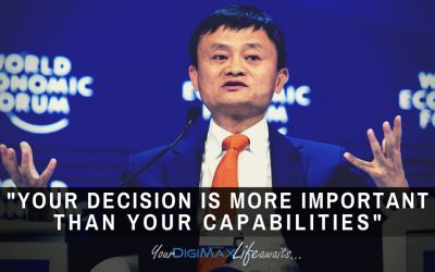 Lessons from Jack Ma as he retires…