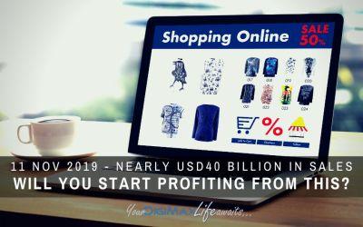 38 Billion In 1 Day – A new e-commerce record