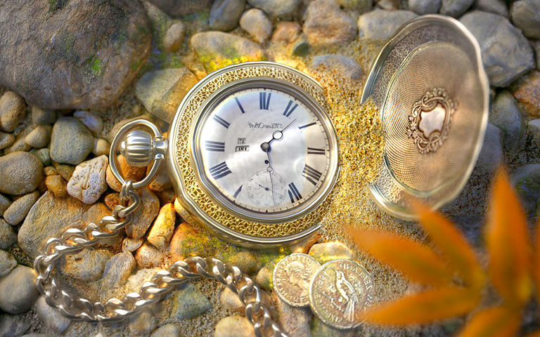 Fall Wallpaper And Screensavers For Free The Lost Watch 3d Screensaver Download Animated 3d