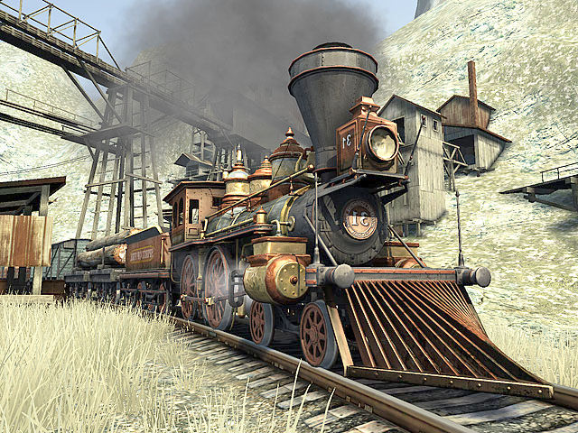 Live Wallpaper Fall Hd Western Railway 3d Screensaver Download Animated 3d