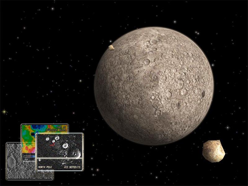 Fall Nature Scenes Wallpaper Mercury 3d Space Survey For Mac Os X Screensaver