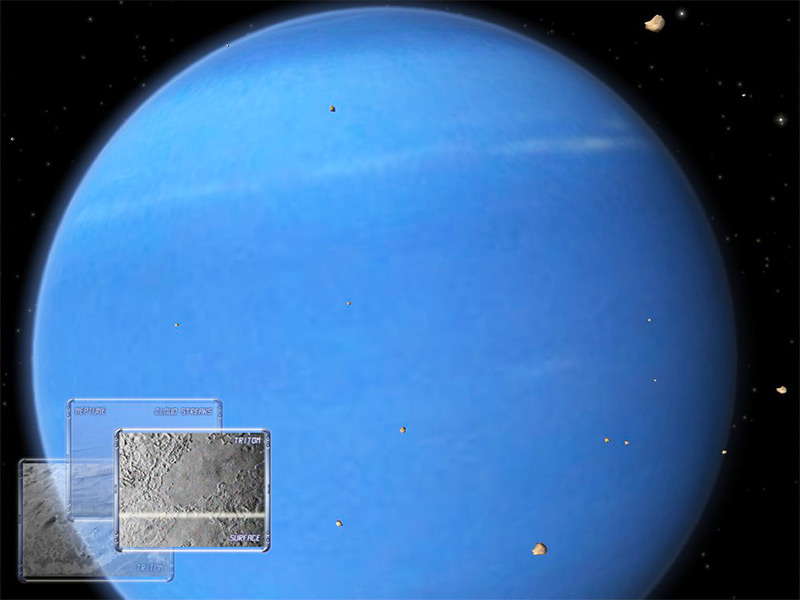 Fall Hd Wallpaper For Mac Neptune 3d Space Survey For Mac Os X Screensaver