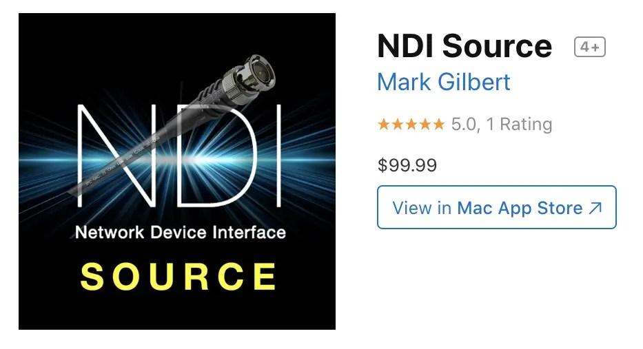NDI Source