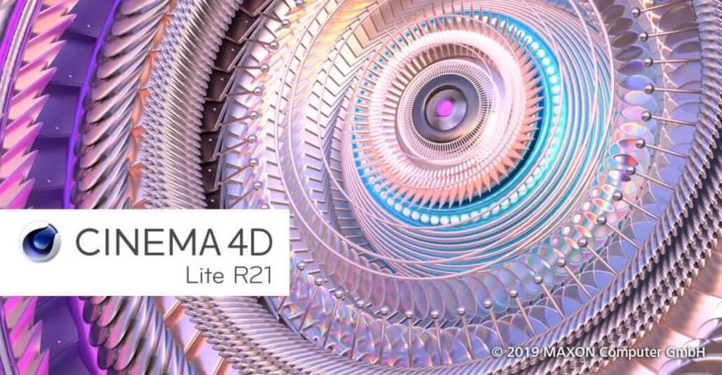 Cinema 4D R21 Lite