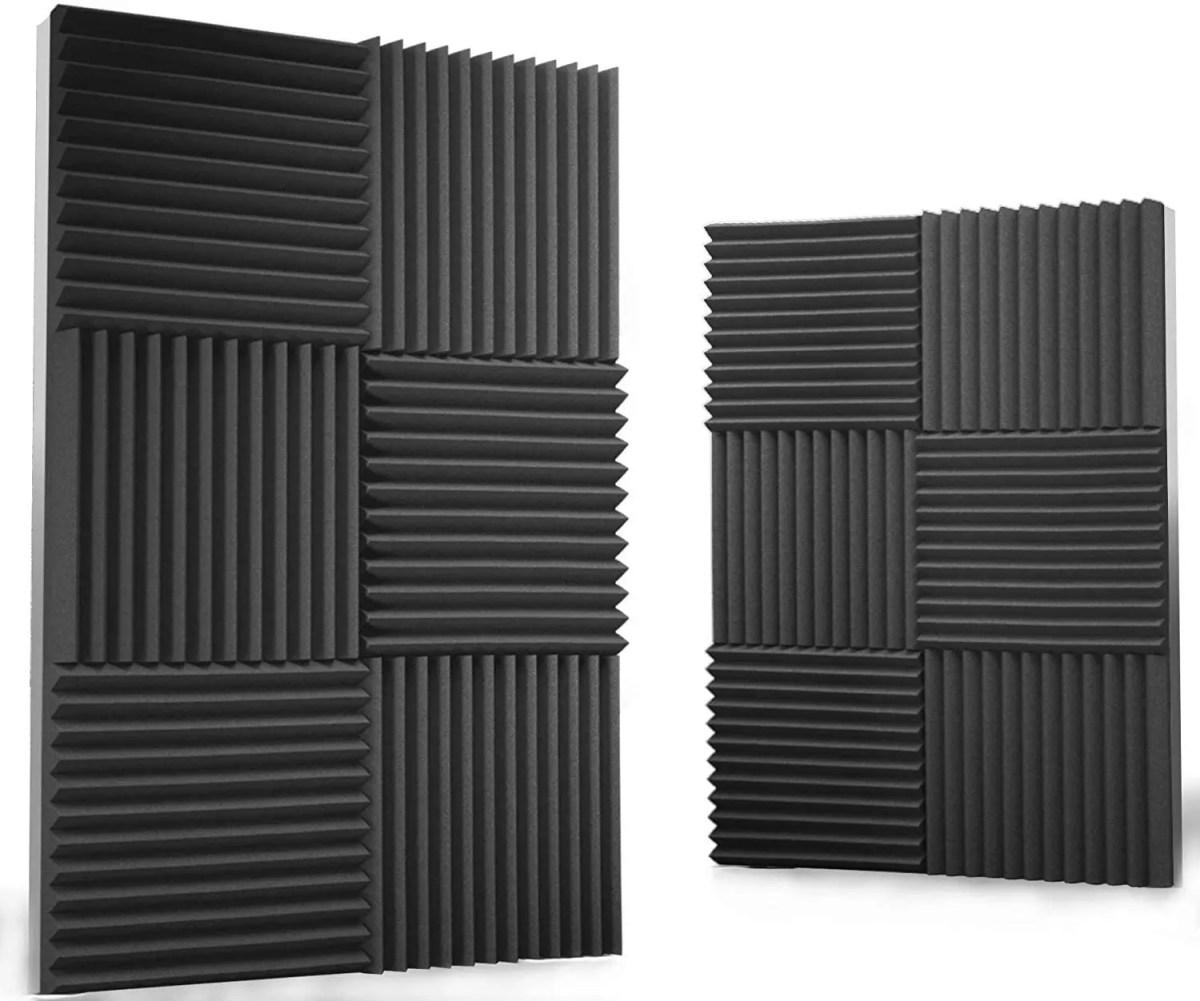 12x12x2 Acoustic Foam Panels
