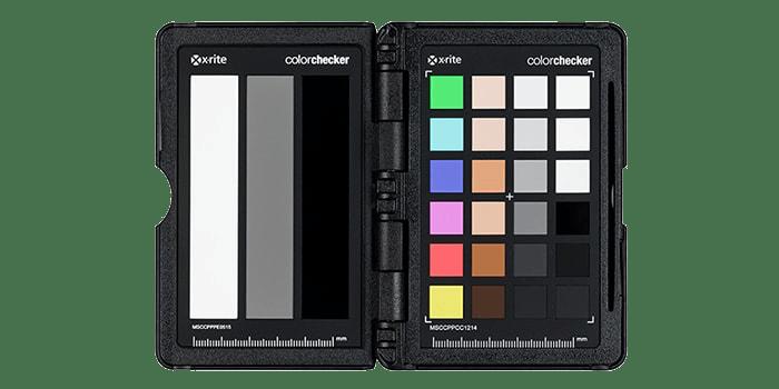 X Rite Color Chart