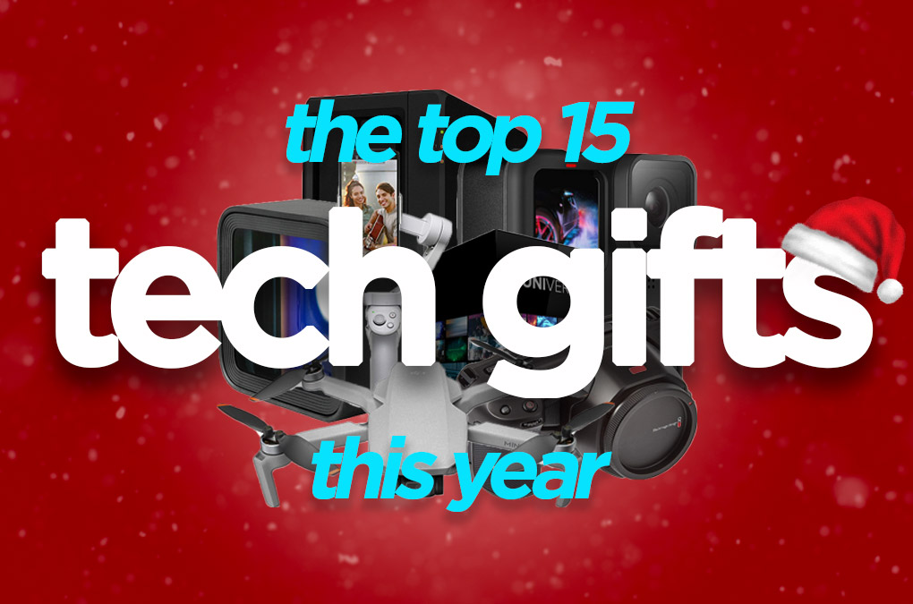 Top 15 Gift for Tech Lovers