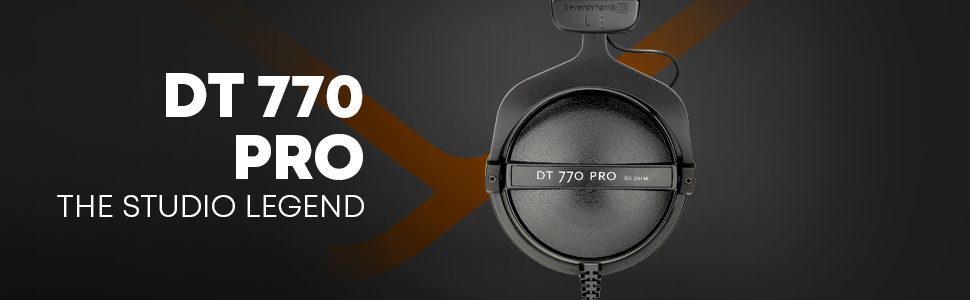 beyerdynamic DT770 Pro - gift for tech lovers