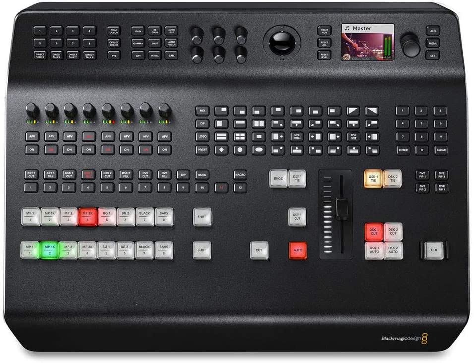 Blackmagic Design Camera ATEM Television Studio Pro 4K