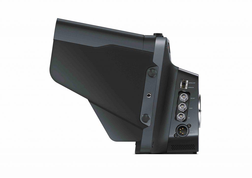 Blackmagic Studio Camera Connections