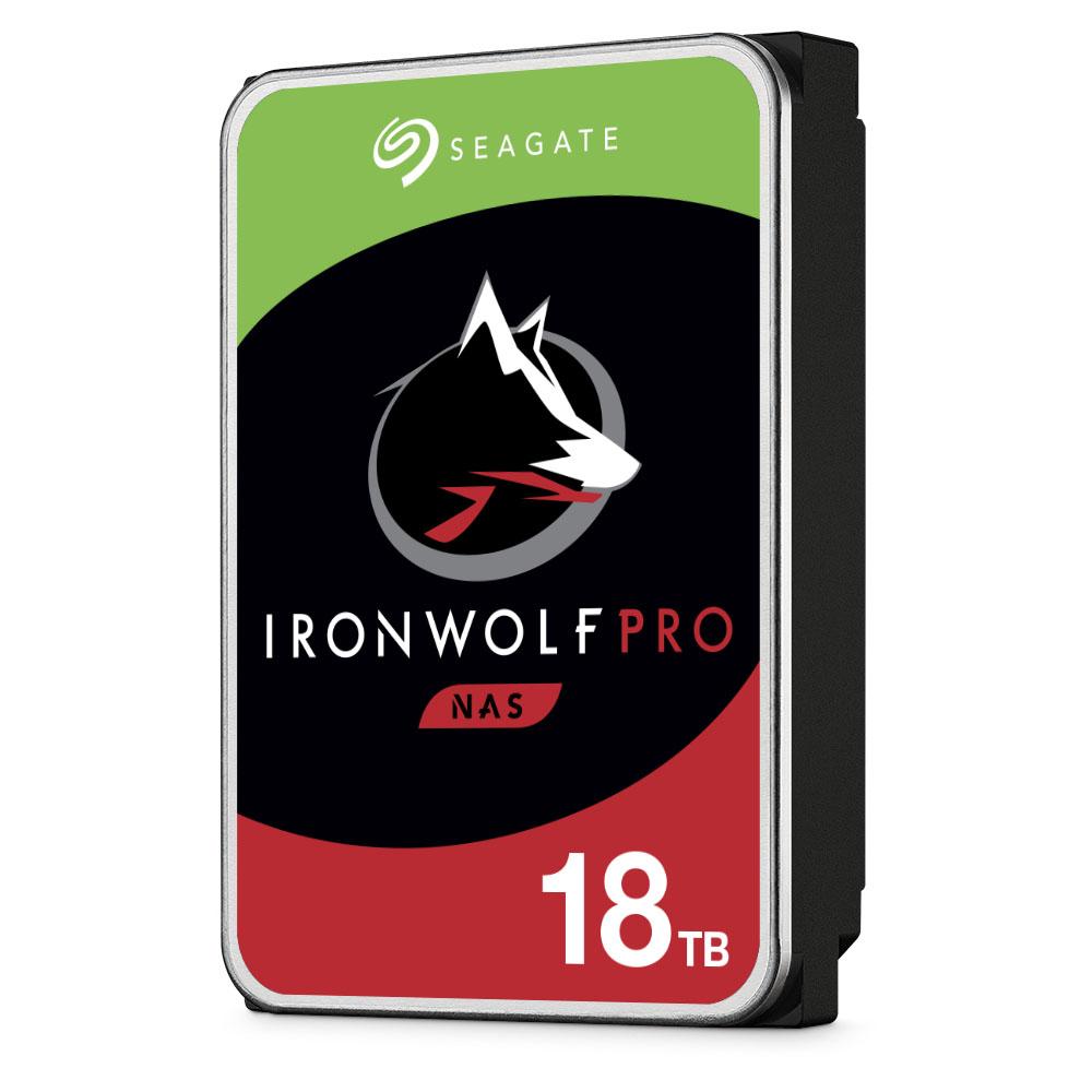 IronWolf 18TB NAS HDD - best nas hdd