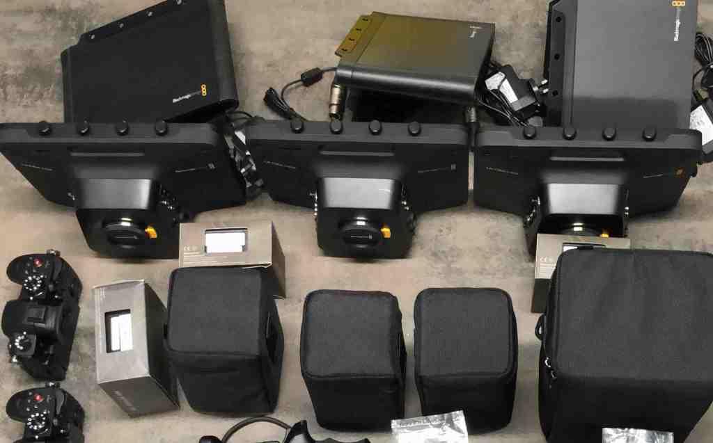 Camera Kit - Best lens for blackmagic Studio Camera