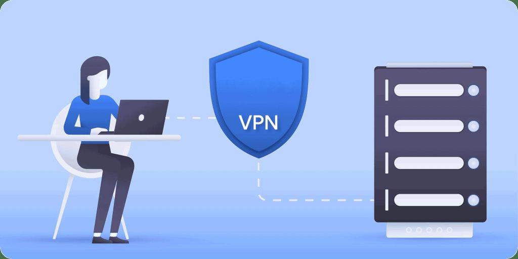 Remote Edit VPN Illustration